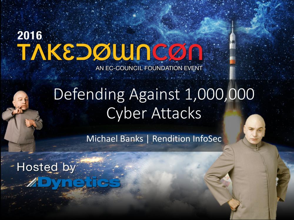 TakeDownCON